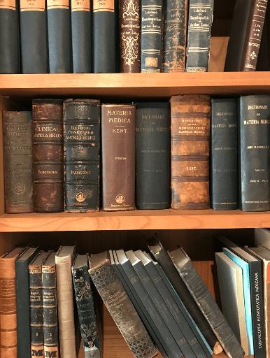 Prvotisky související shomeopatií budou součástí připravovaného muzea homeopatie
